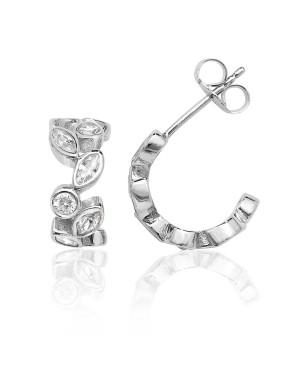 Silver & Cubic Zirconia...