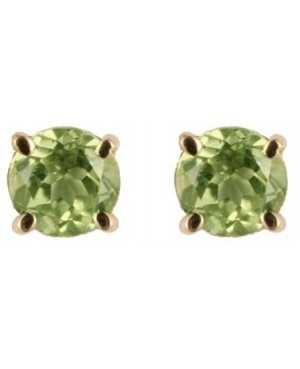 9ct Yellow Gold & Peridot...