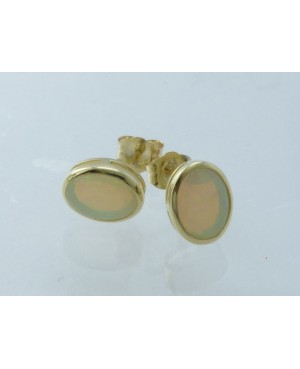 9ct Yellow Gold & Opal...