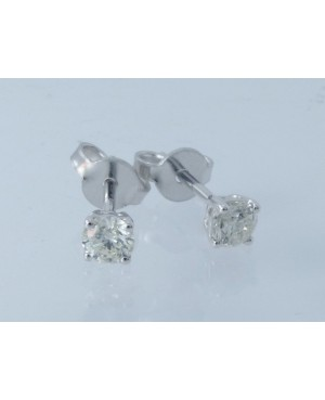 18ct White Gold Diamond...