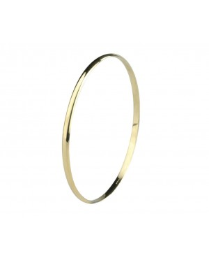 9ct Yellow Gold Plain Solid...