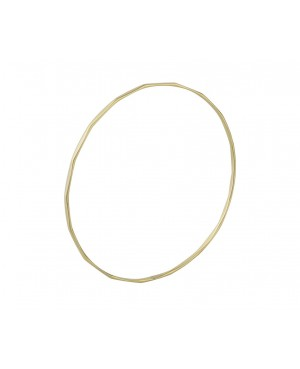 9ct Yellow Gold Faceted...