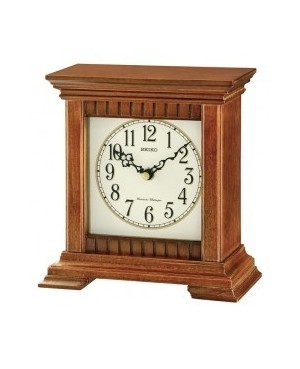 Seiko Wooden Mantel Clock...