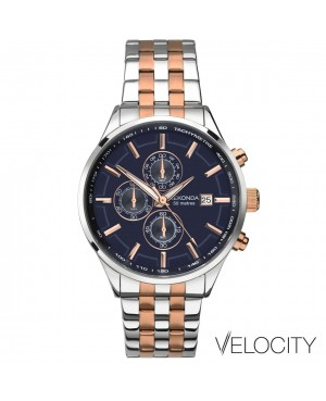 Sekonda BiColour Bracelet Watch