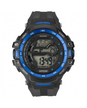 Sekonda Digital Strap Watch