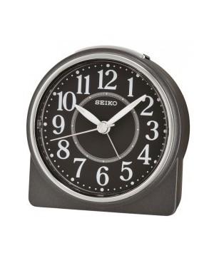 Seiko Black Alarm Clock