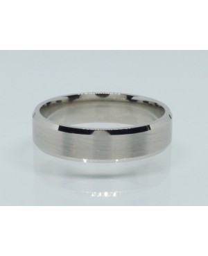 Palladium Band 6mm