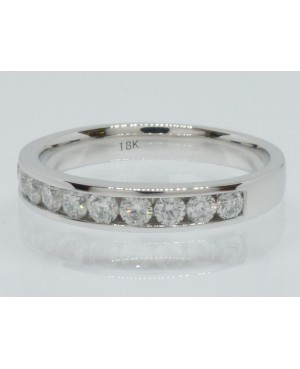 18ct White Gold & Diamond...