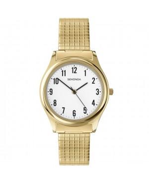 Sekonda Gold Plated Expanding Bracelet Watch