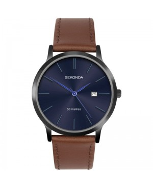 Sekonda Mens Black Watch...