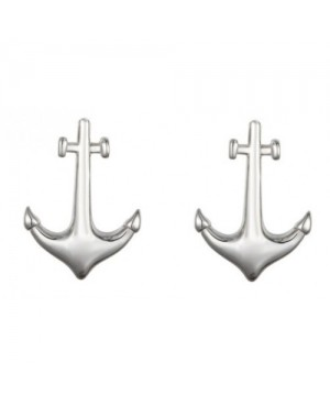 Silver Anchor Stud