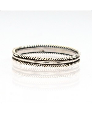 Silver Band 3mm