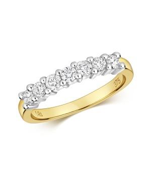 9ct Yellow Gold & Diamond 7...