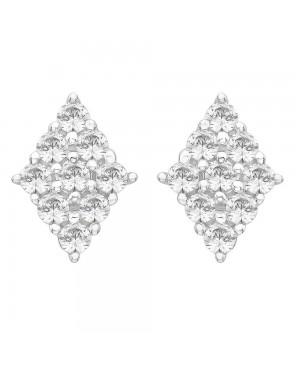 Silver & Cubic Zirconia 9...