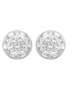 Silver & Cubic Zirconia 7...