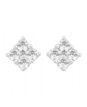 Silver & Cubic Zirconia 5...