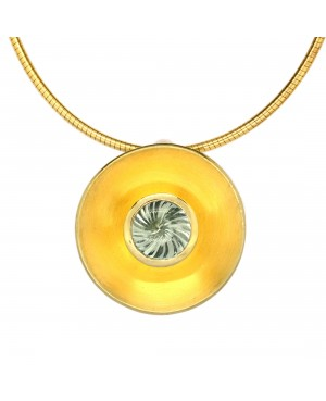 Gold Plated Sterling Silver...