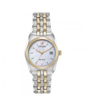 Ladies' Citizen Eco-Drive Bi-Colour Bracelet Watch