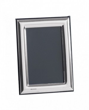 """Sterling Silver Photo Frame - 5x3.5"""""""