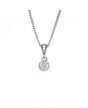 9ct Gold & Diamond Pendant