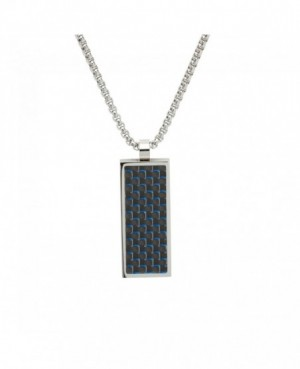 Stainless Steel Pendant & Chain