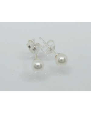 Silver & Freshwater Pearl...